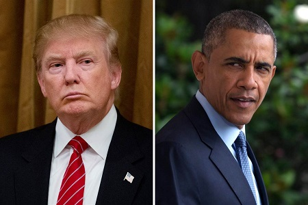 Tension in America as Obama Orders Investigation into Election Results That Made Donald Trump Win