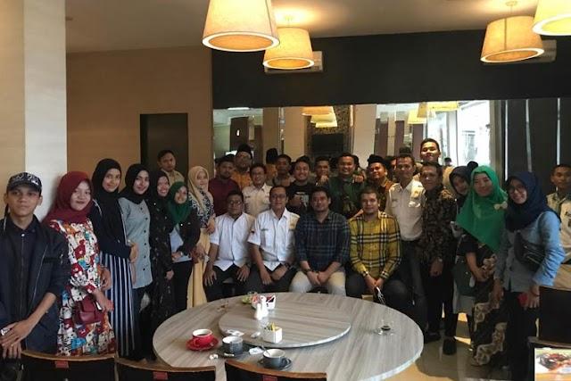 HIPMI Mengajak Anak-anak Muda Kota Padangsidimpuan Masuk ke Bursa Efek Indonesia