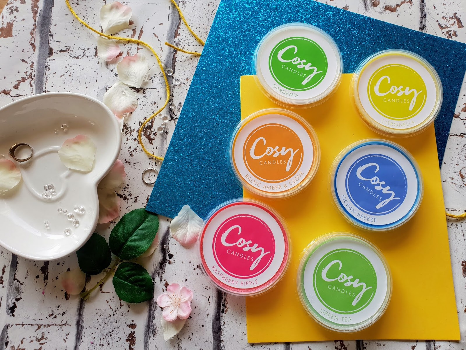 cosy candles subscription box