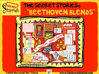 Secret Stories® Phonics Beethoven Blends Digital Pack