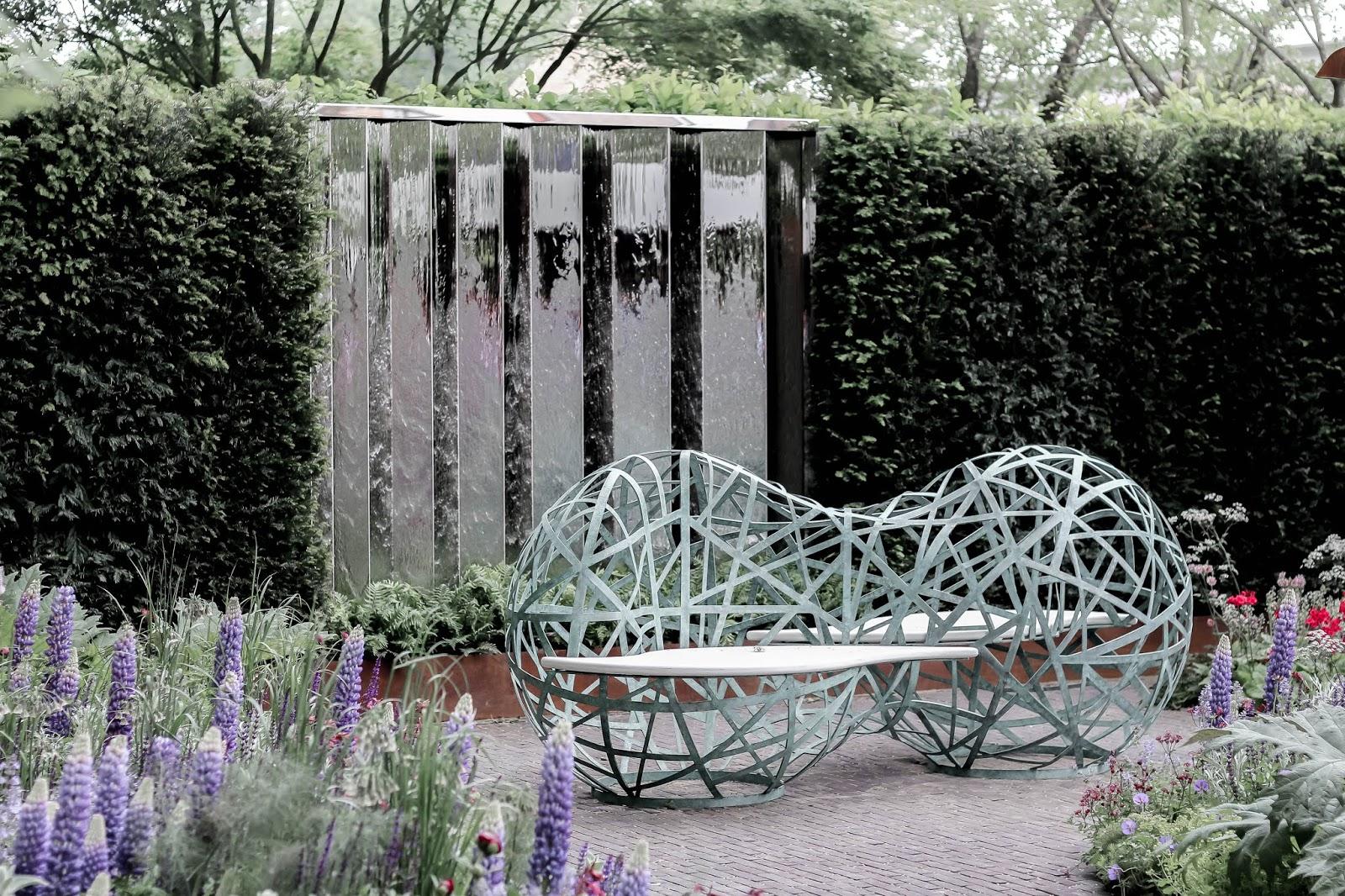 Chelsea Flower Show 2018 The David Harber and Savills Garden Exhibit