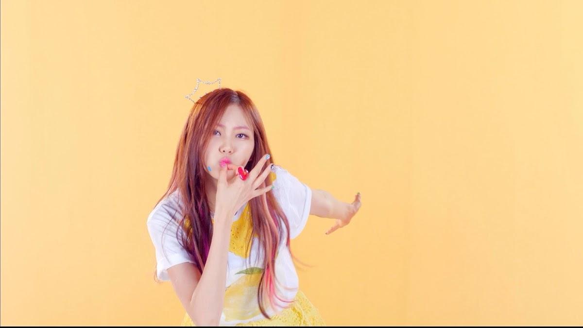 CLC Eunbin No Oh Oh