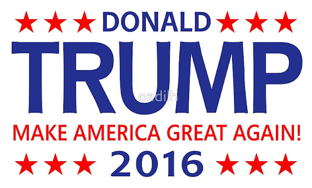 Make America Great Again 2016