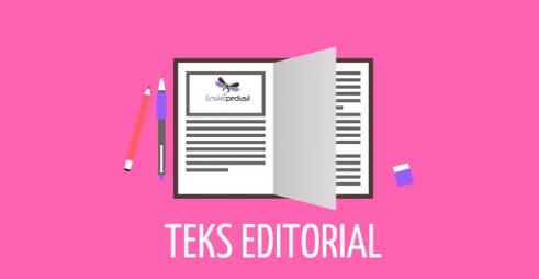 contoh teks editorial terbaru 2019