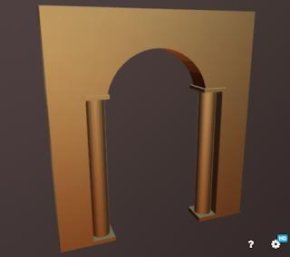 Tipos de arco VR 3D