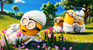 Funny Minions Romantic Sleep HD Wallpapers