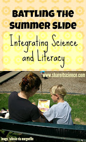 Summer Slide: Integrating Science and Literacy