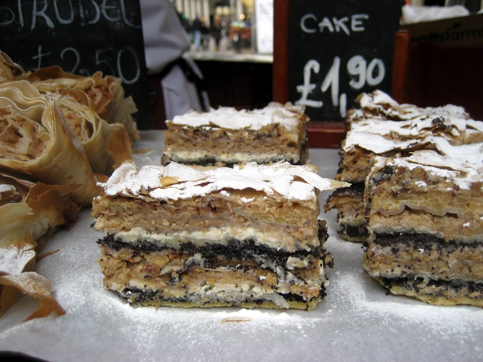 Food Near Covent Garden