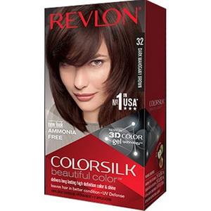 Thuốc nhuộm tóc Revlon Color Silk mã màu 32 hàng Mỹ xách tay