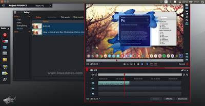 install lightworks ubuntu linux