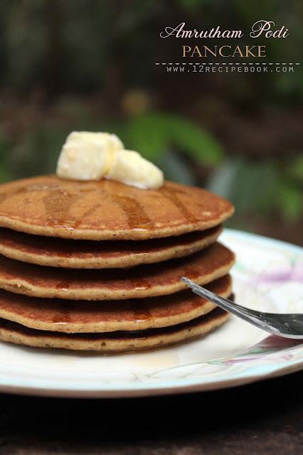 Amruthampodi Pancake