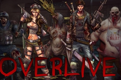 Overlive Zombie Survival RPG v4.1 FULL APK