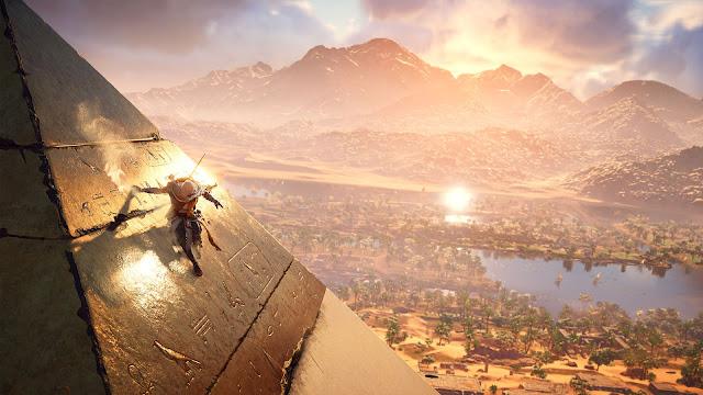 Inilah! Screenshot Resmi Assassin's Creed: Origins Dari Ubisoft, Kapan Rilisnya ? 23