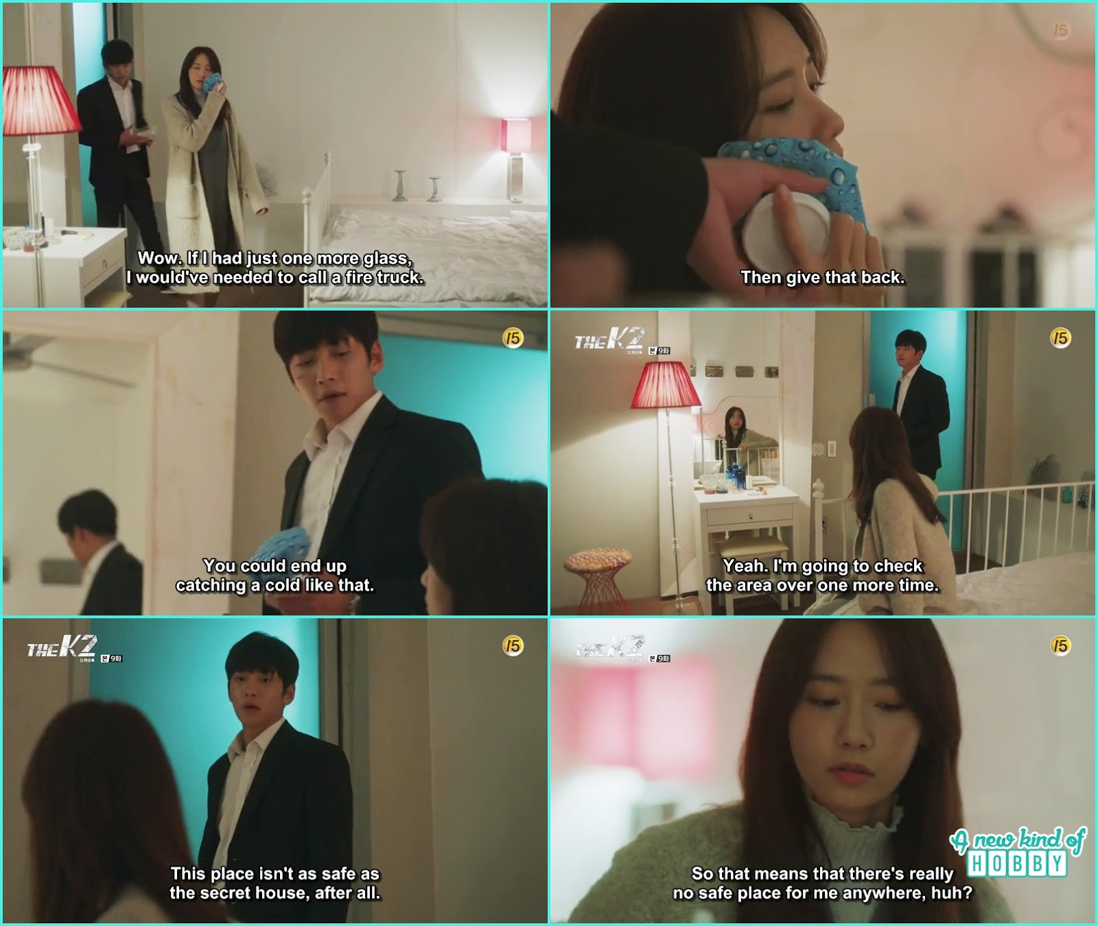 Things Happen For the 1st Time - Fan Girl Confession - The K2 - Ep 9