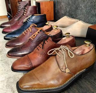 Best Handmade Men Shoes in Italy