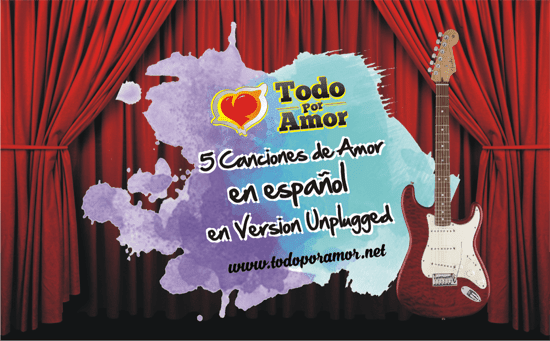 Version unplugged de musicos latinos