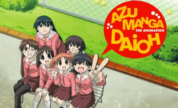 Azumanga Daioh - Best J.C.Staff Anime list