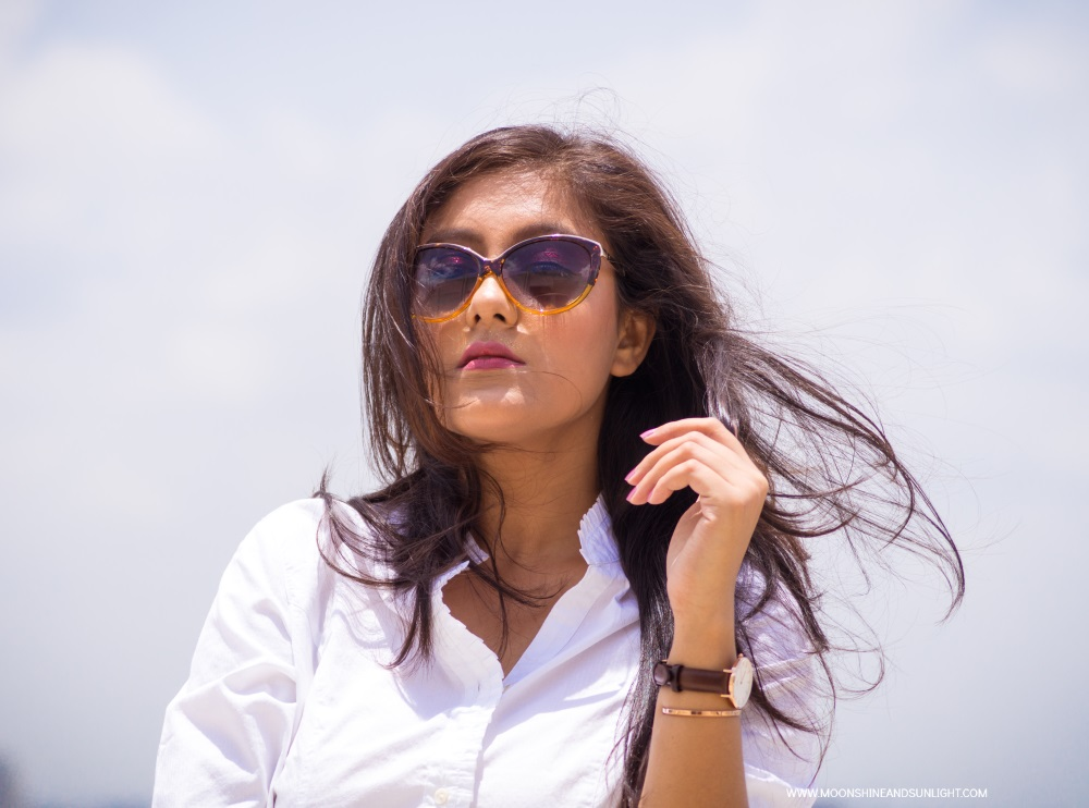 Indian sunglass sale titan , Bangalore fashion blog