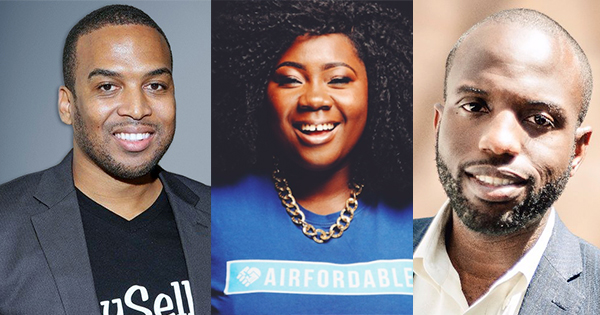 Black-owned software and technology company founders