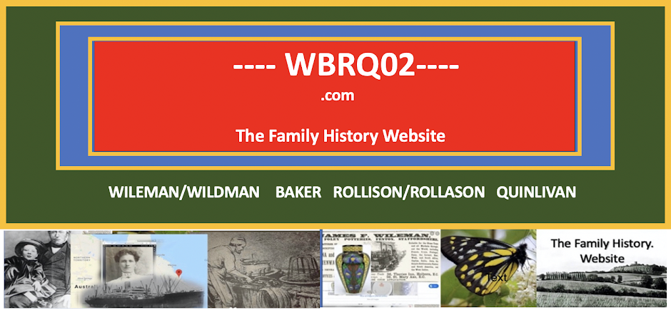WBRQ02 The Family History Website