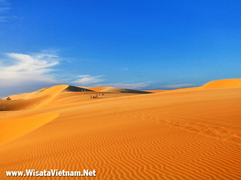 Mui Ne Red Sand Dunes