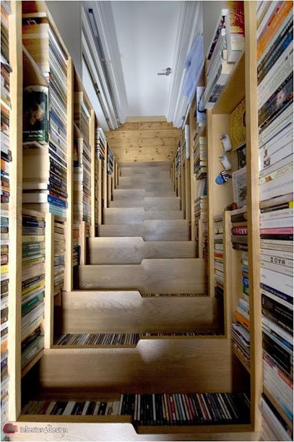 70 Best Bookshelf Designs 62