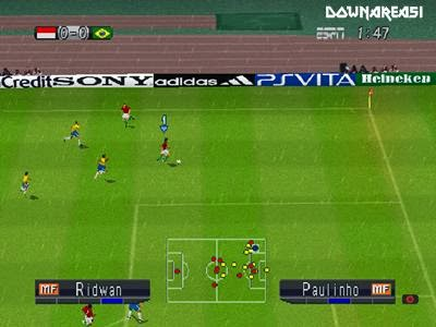 Complete Guide How to Use Epsxe amongst Screenshot in addition to Videos Please Read our  Winning Eleven Edit Virtual Football 2013 Indonesian Team PS1 Iso
