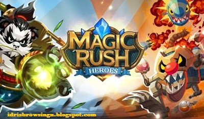 Magic Rush Heroes Di Android