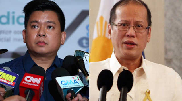 Lawyer: Blame Aquino for all economic activities until June 2017