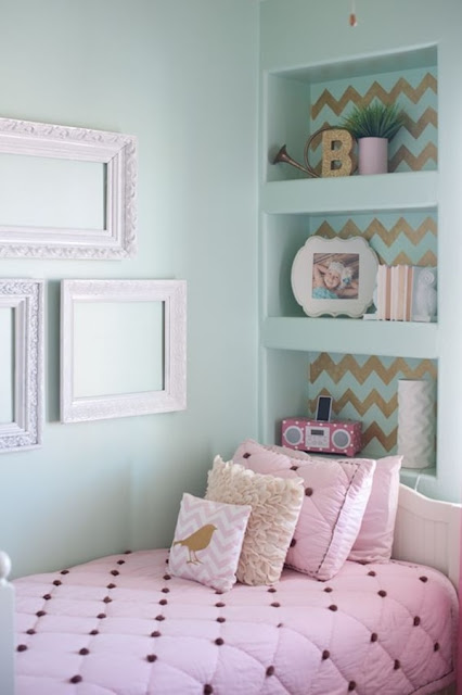 Decorate Your Home In Pastel 12