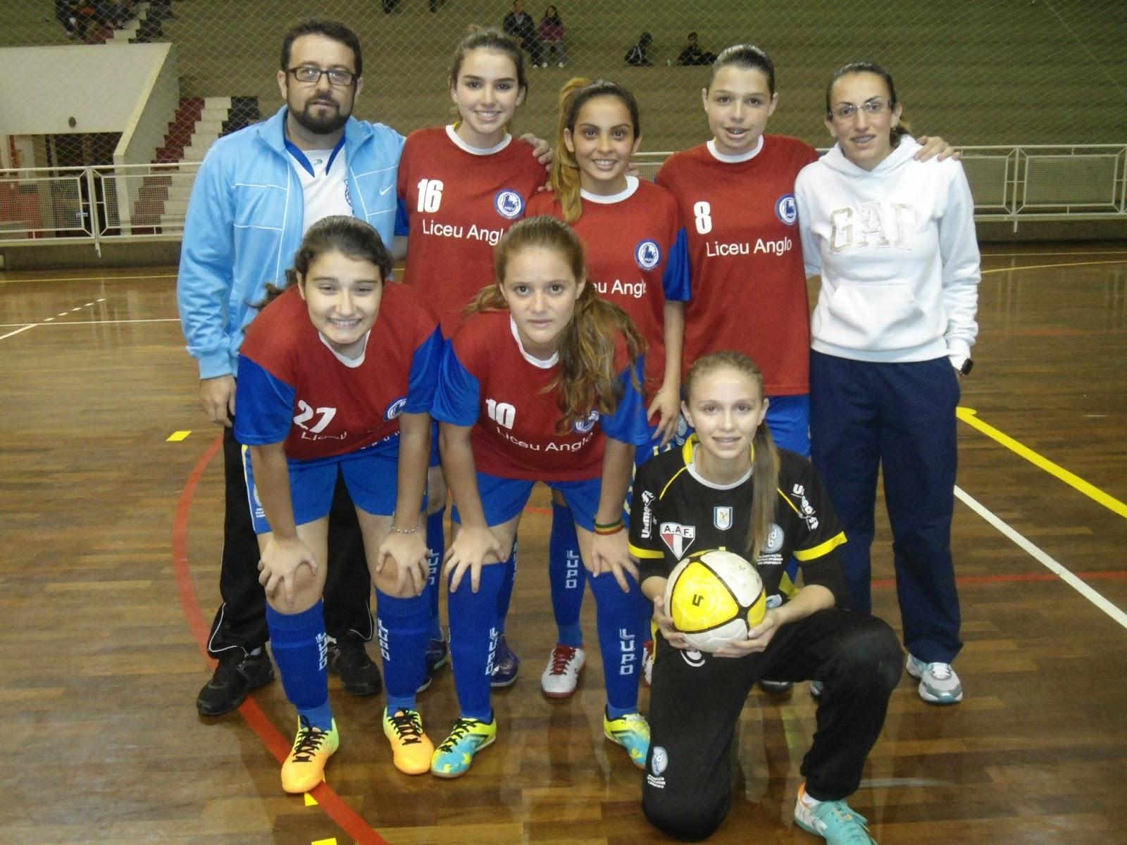 76519b1a59 A 1ª Copa Alpha Esporte AAF de Futsal Feminino – Sub-16 terá o apoio da  Associação Atlética Ferroviária