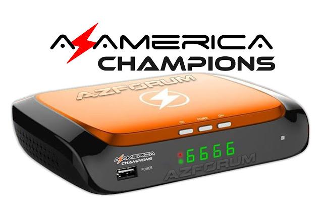Atualizacao Azamerica Champions V1 34 06 10 2019 Az Forum