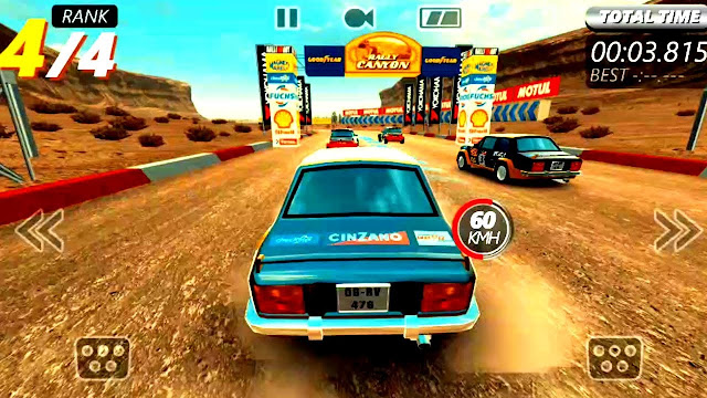 Download Rally Racer EVO Mod APK - Game đua xe cho Android