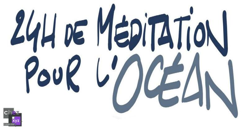 24 heures de méditation pour l'Océan les baleines et les dauphins