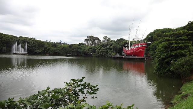 Lagoa do Taquaral, Campinas