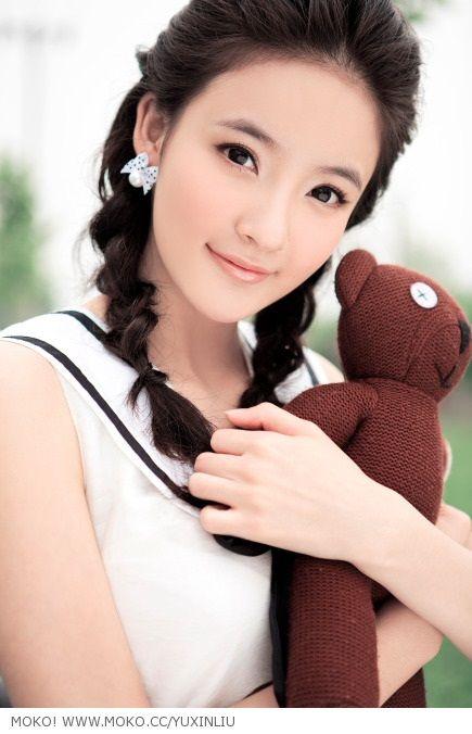 seyx girl Liu Yu Xin - Promising Asian Actress - I am an