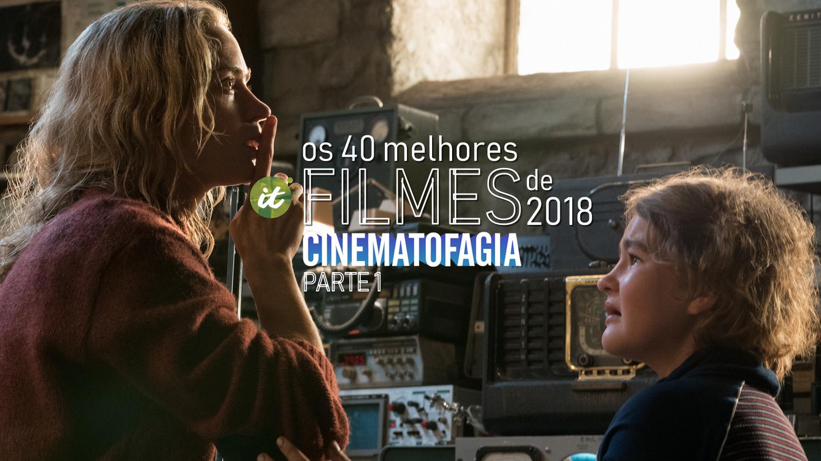 """""""Um Lugar Silencioso"""", """"Benzinho"""", """"Lady Bird"""" e muito mais na primeira parte dos maiores filmes do ano"""