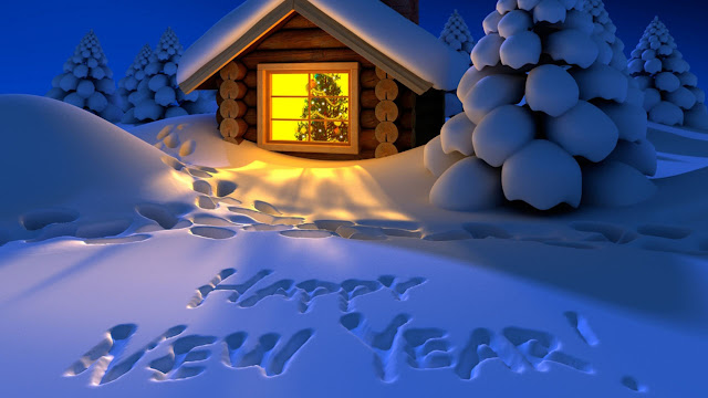 Happy New Year 2018 Hd Wallpaper And Greeting card