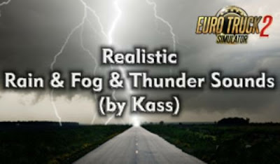 real rain and thunder sound