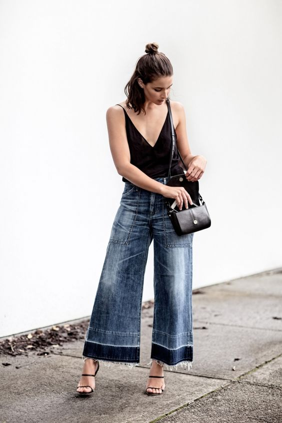 Harper & Harley - Cropped Flare Citizens of Humanity Jeans