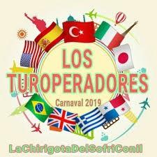 Los Turoperadores (Chirigota). COAC 2019