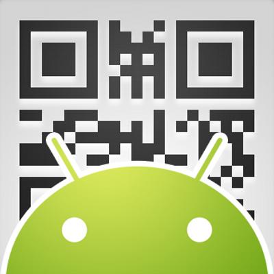 تطبيق QR Droid Private™