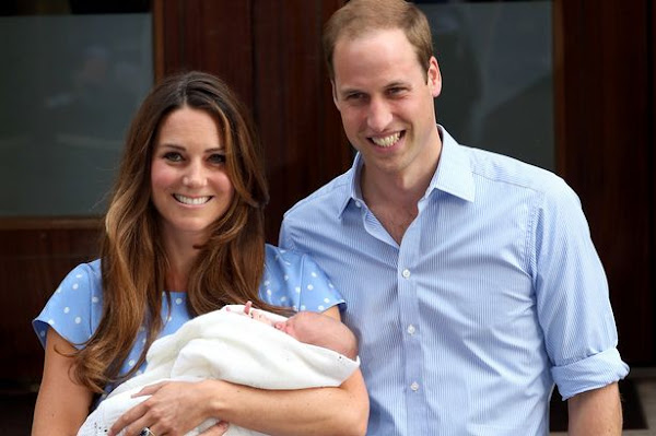 Prince William and Kate Middleton have released a statement thanking the staff at the Lindo Wing, their baby boy