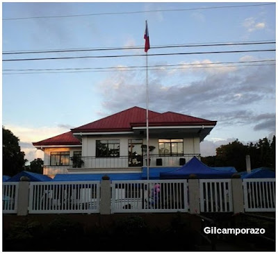 New Division Office Building of La Carlota City