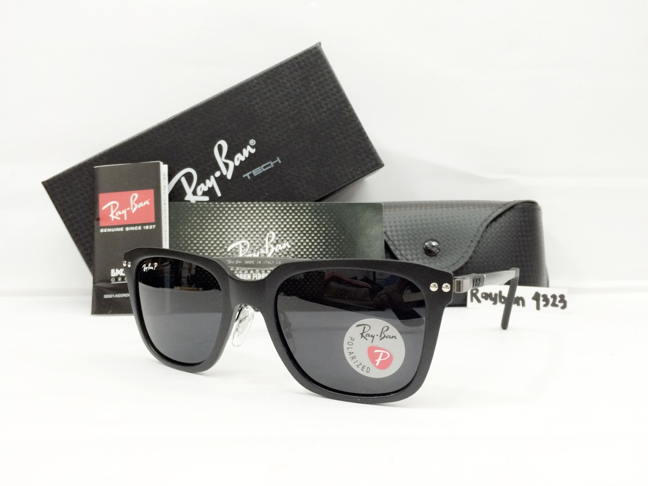 6a39aff61c8 ... coupon for kacamata rayban 4323 polarized box 200 rb e0d95 fd657