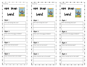 Lory's 2nd Grade Skills: Chapter Book Comprehension Bookmarks