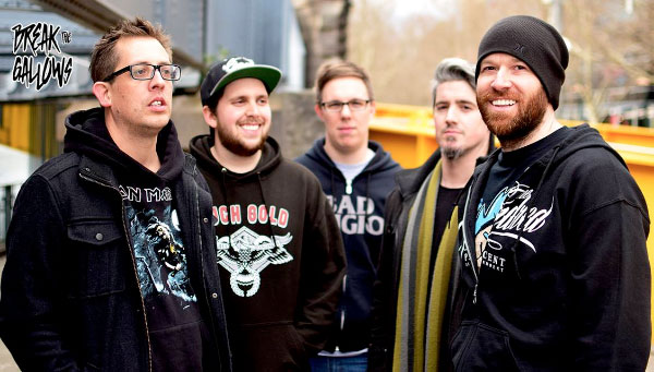 """Break The Gallows stream new song """"A Little Too Inconvenient"""""""