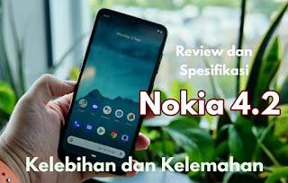 Review dan Spesifikasi Nokia 6.2 Android Dengan Kelemahan dan Kelebihannya