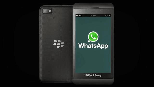 whatsapp tidak bisa lagi digunakan di blackberry