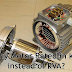 Vì sao động cơ được đánh giá công suất bằng kW mà không phải kVA ?